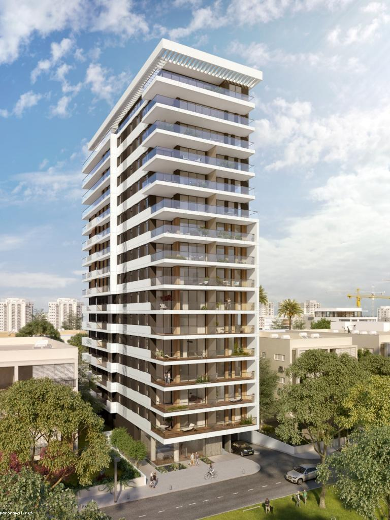 New constructions Apartment Bat yam