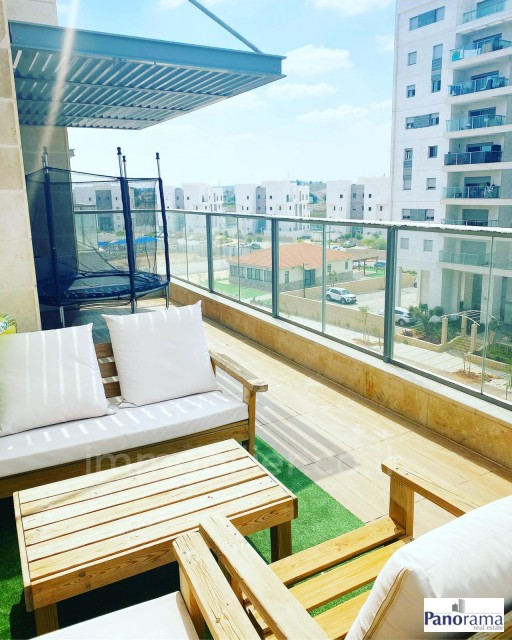 For sale Duplex-Penthouse Ashkelon