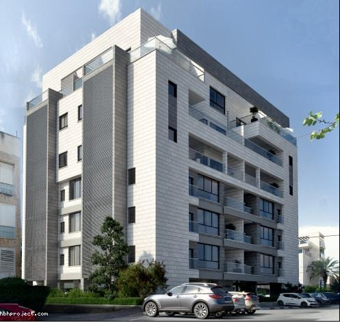 New constructions Apartment Raanana