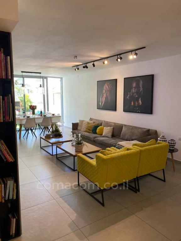 Ground floor 5 Rooms Ashdod Mar 342-IBL-5725